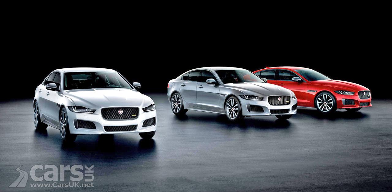 jaguar xe xf and xf sportbrake 300 sport models herald. Black Bedroom Furniture Sets. Home Design Ideas