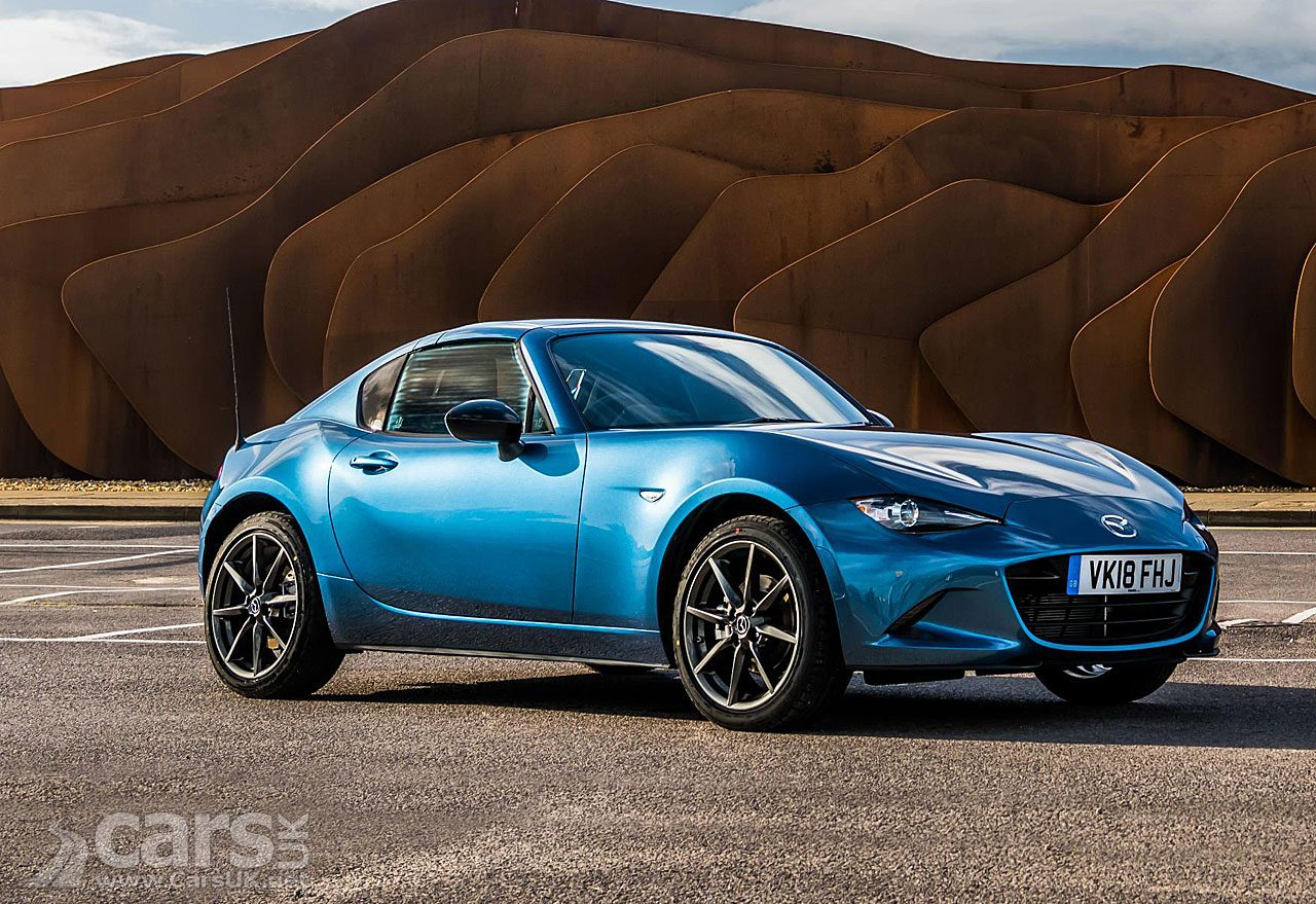The Mazda MX-5 RF Sport Black. Another MX-5 Special Edition