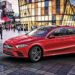 New Mercedes A-Class SALOON debuts in Beijing as the A-Class L
