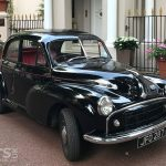 Classic Morris Minor ELECTRIC – possibly the PERFECT City Car (video)