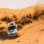 Rolls-Royce Cullinan SUV struts its stuff on Dubai's sand dunes (video)