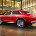 Vision Mercedes-Maybach Ultimate Luxury concept OFFICIALLY revealed