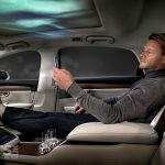 Volvo S90 Ambience Concept adds to the S90 Excellence's sybaritic cossetting (video)