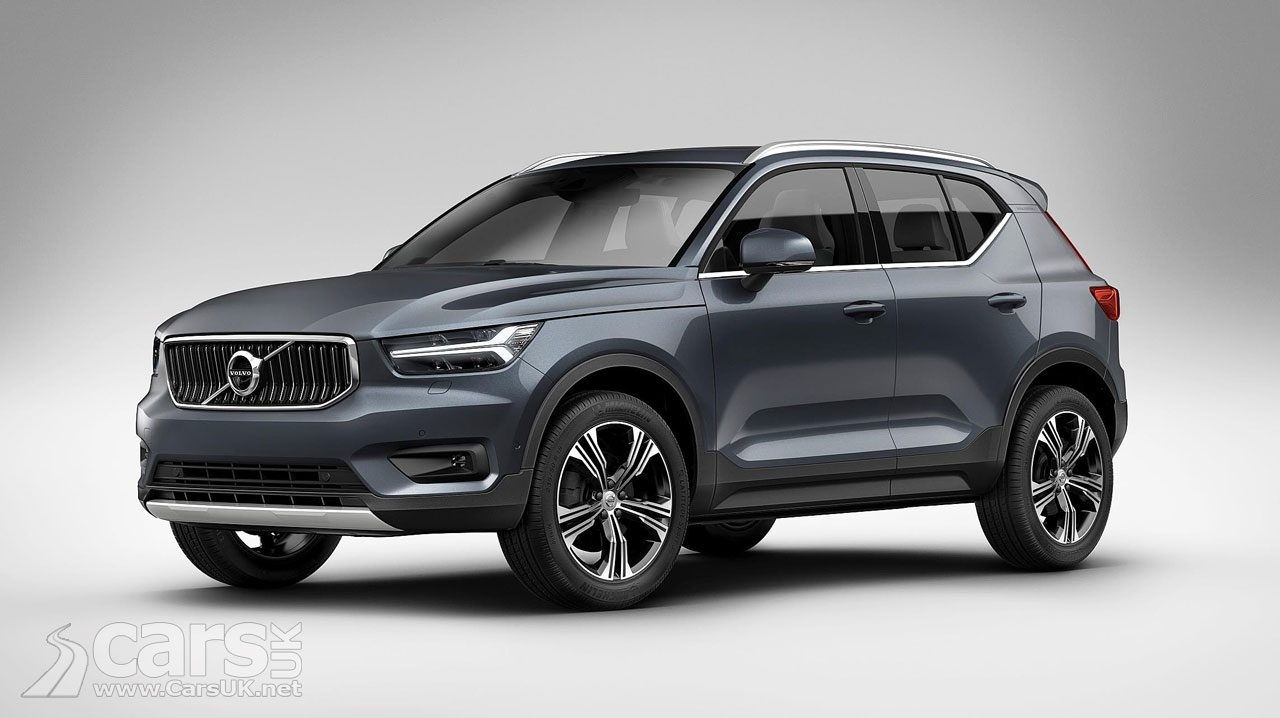 Volvo XC40 1.5 litre T5 Twin Engine Plug-in Hybrid DEBUT