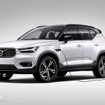 Volvo XC40 1.5 litre T5 Twin Engine Plug-in Hybrid SNEAKS in to Beijing