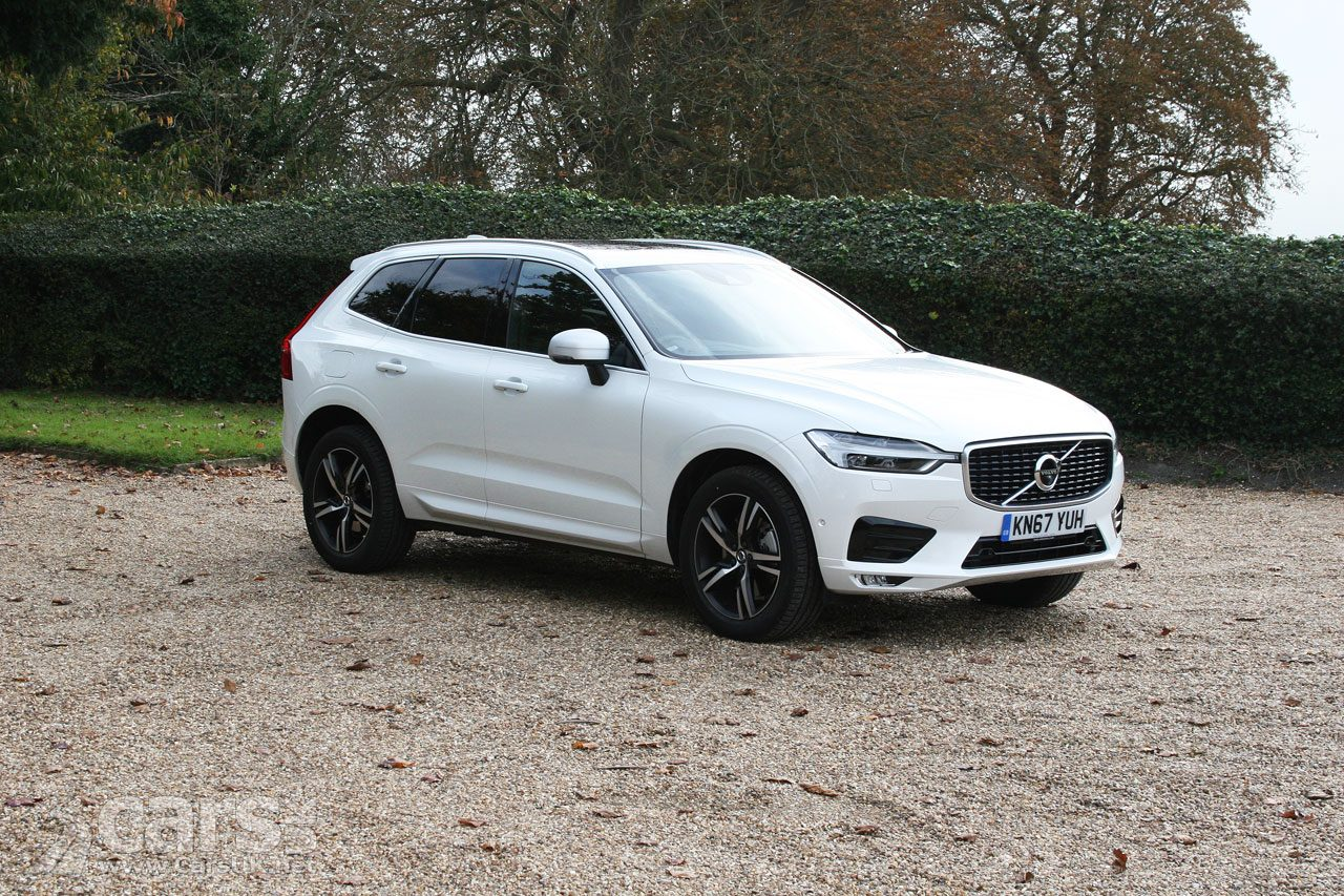 Volvo XC60 is the 'BEST New Car Launched in the UK in the Past Year'