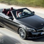 2018 Mercedes C-Class Coupe and Cabriolet UK Price and Spec