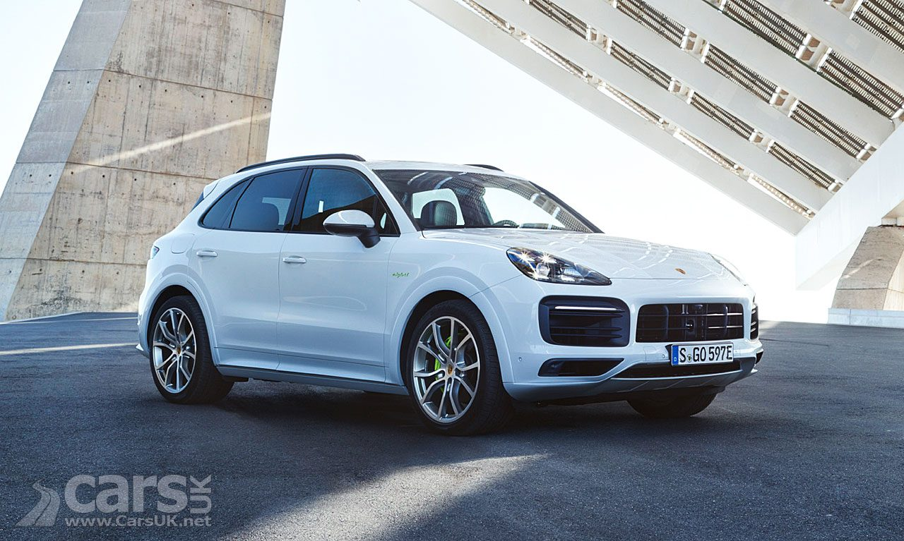 The 2018 Porsche Cayenne E-Hybrid arrives to add plug-in power to the new Cayenne range