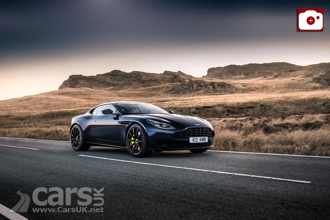 Aston Martin DB11 AMR REVEALED