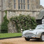 Aston Martin DB5 from the James Bond film Goldeneye up for grabs