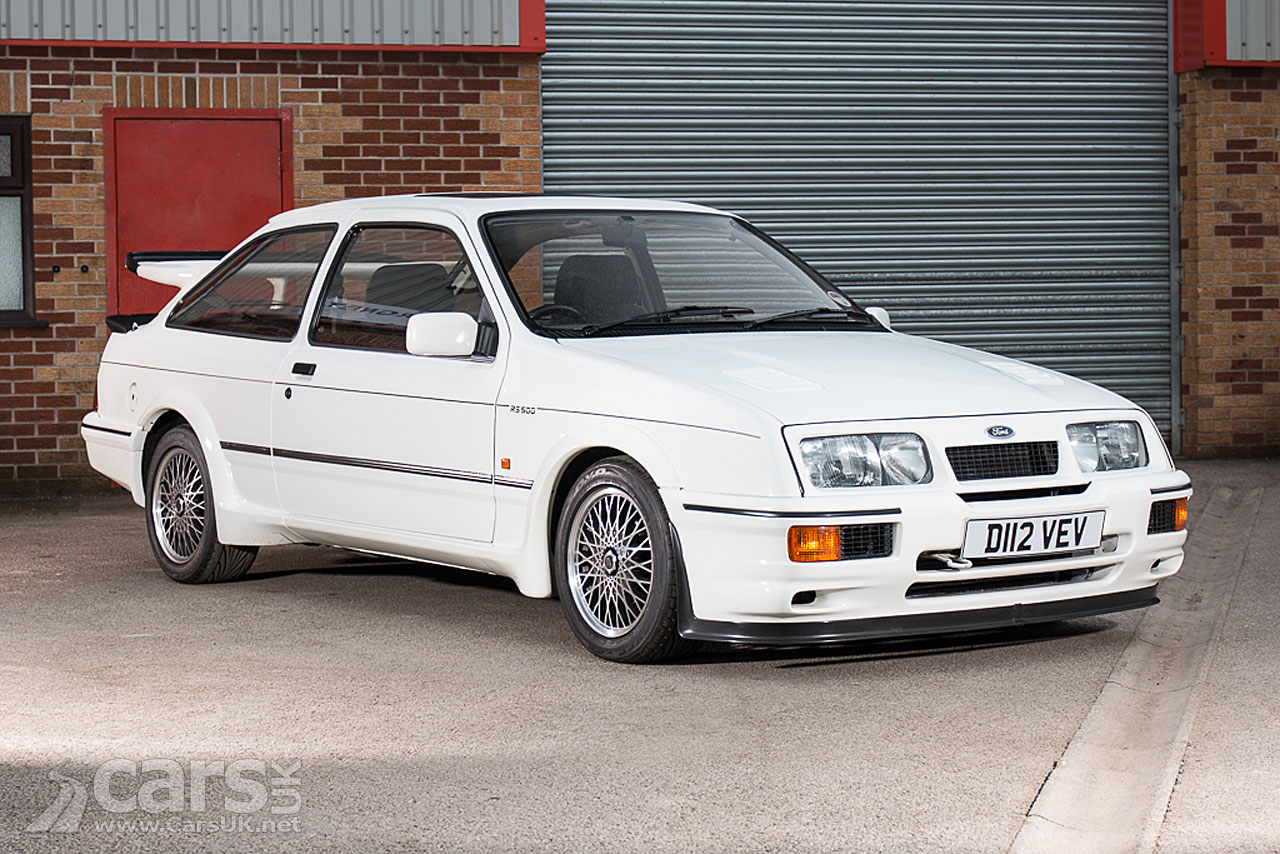 how much for the first ford sierra cosworth rs500 100k. Black Bedroom Furniture Sets. Home Design Ideas