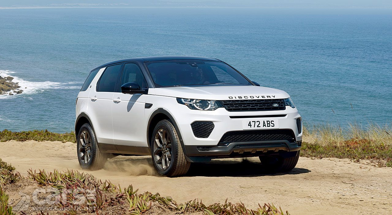 Land Rover Discovery Sport Landmark Edition