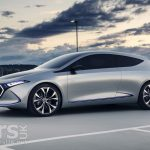 Mercedes EQ A EV to be built at SMART Factory in France and aimed at Tesla Model 3