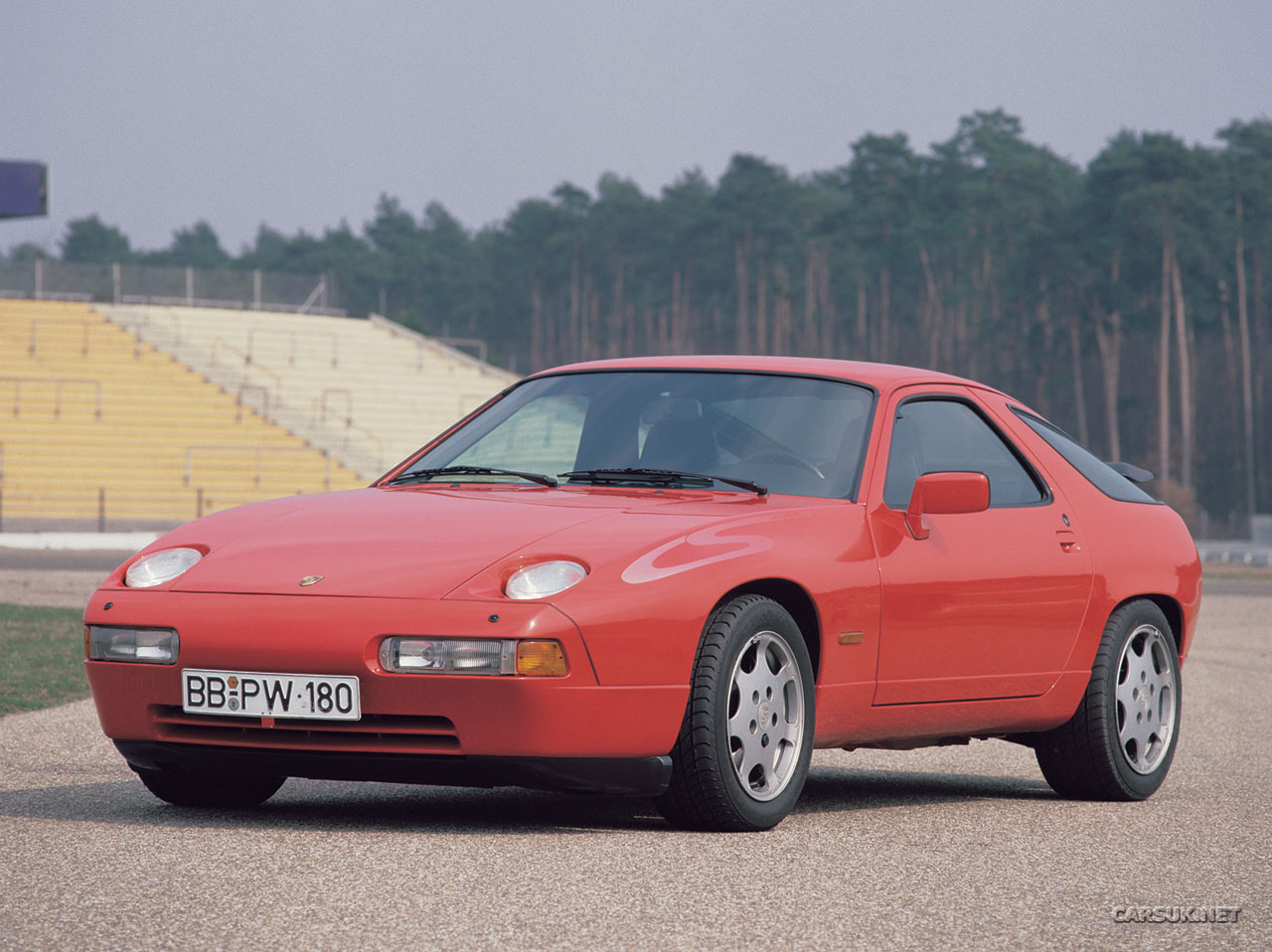Porsche 928 to be revived - for the umpteenth time of promising