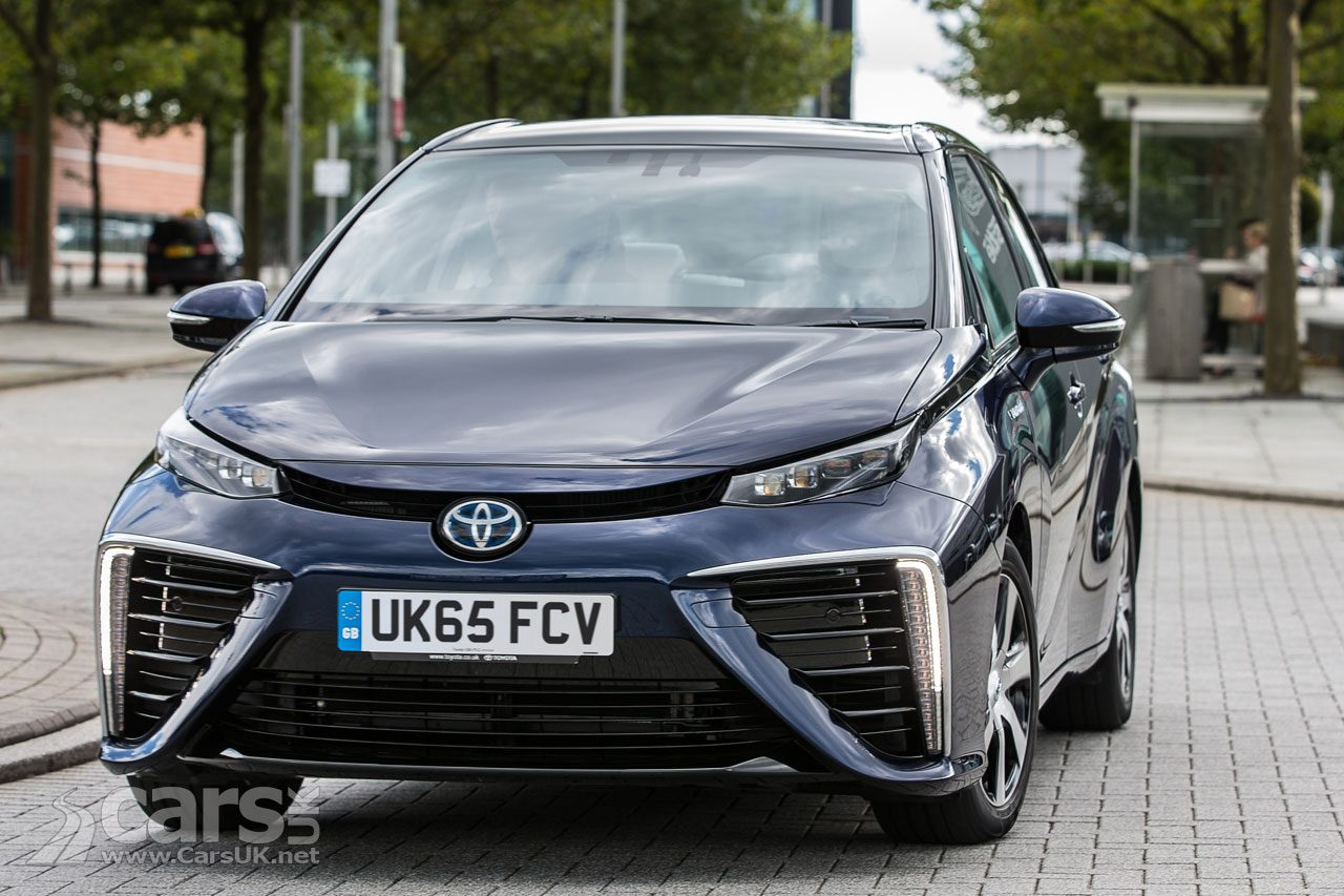 Toyota going BIG on Hydrogen