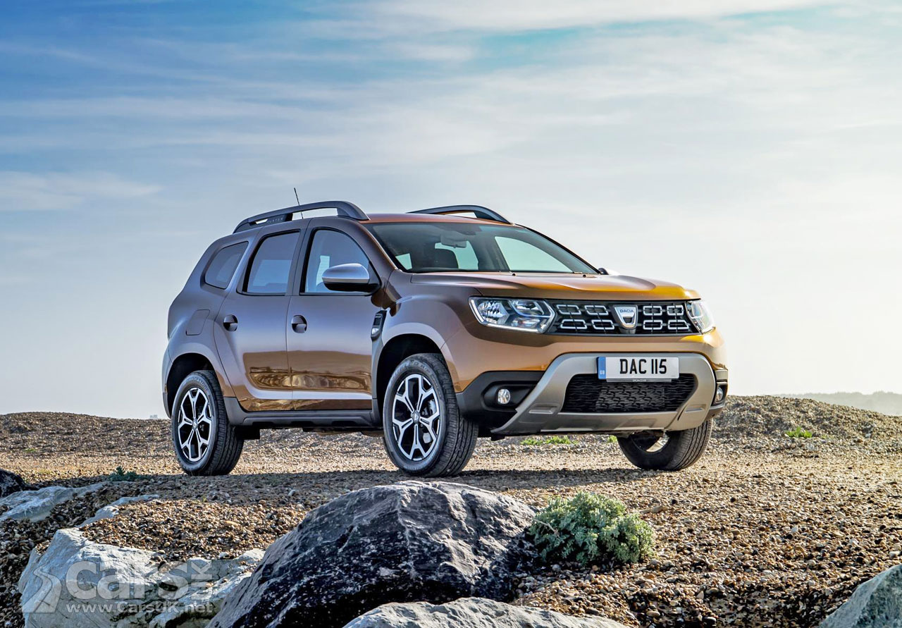 New Dacia Duster goes on sale in the UK