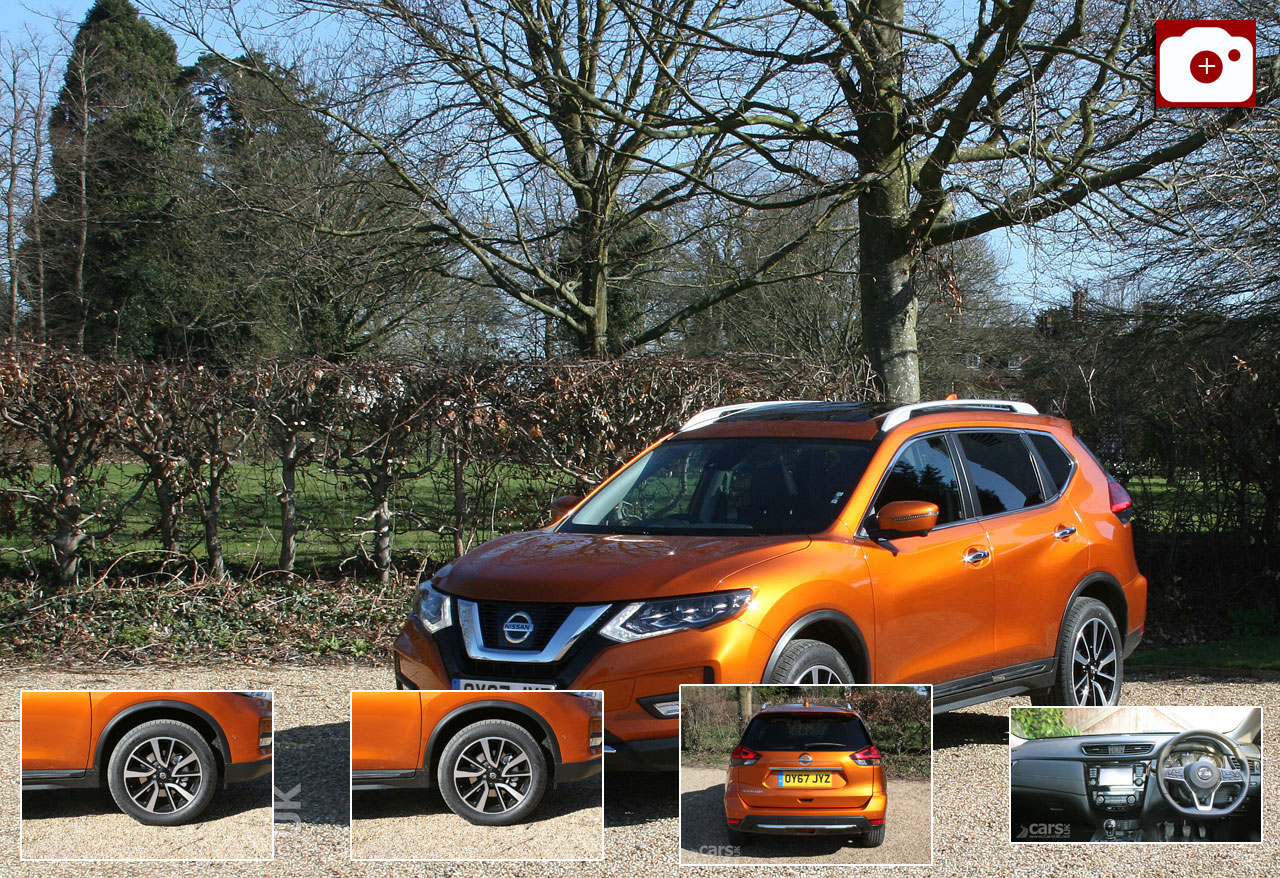 2018 Nissan X-Trail Photo Gallery
