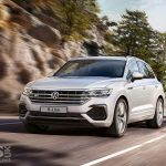 2018 Volkswagen Touareg on SALE in the UK – Prices and Specs