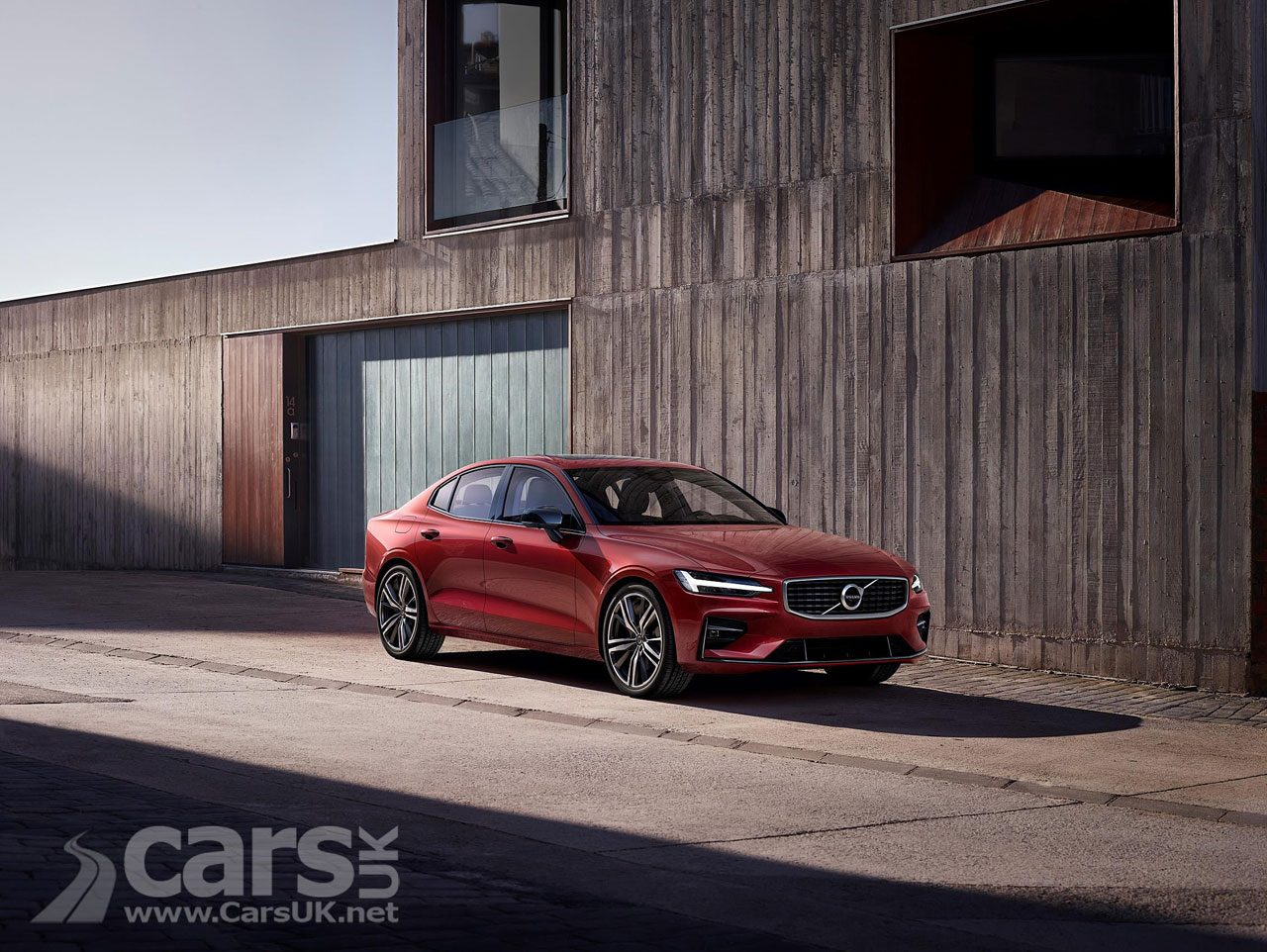 Check out the new Volvo S60 in a TRIO of videos