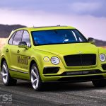 Pikes Peak Bentley Bentayga REVEALED as it aims for SUV record run