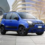 Fiat Panda Waze – a Panda Cross with Waze Sat Nav. Who'd have guessed?