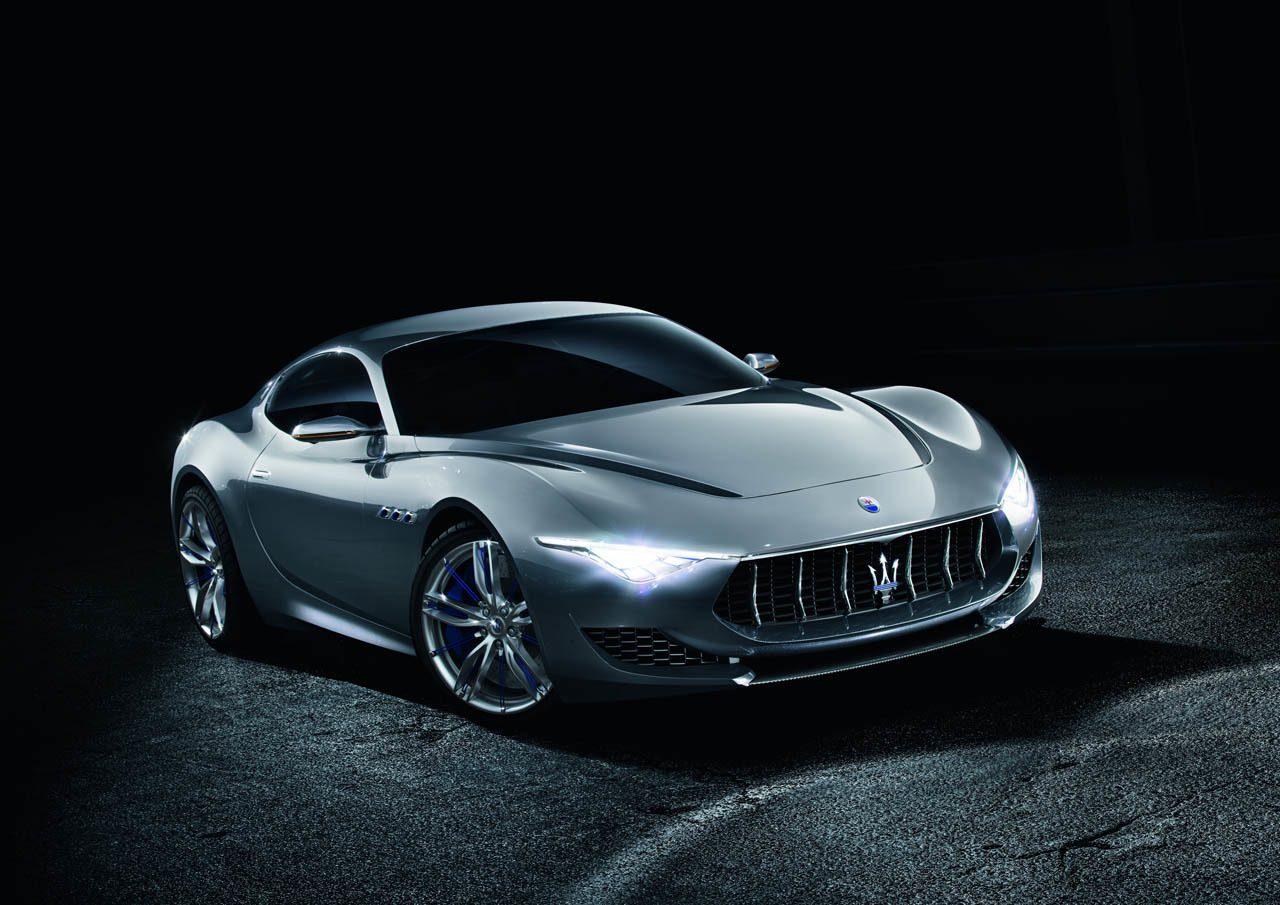 ELECTRIC Maserati Alfieri on the way