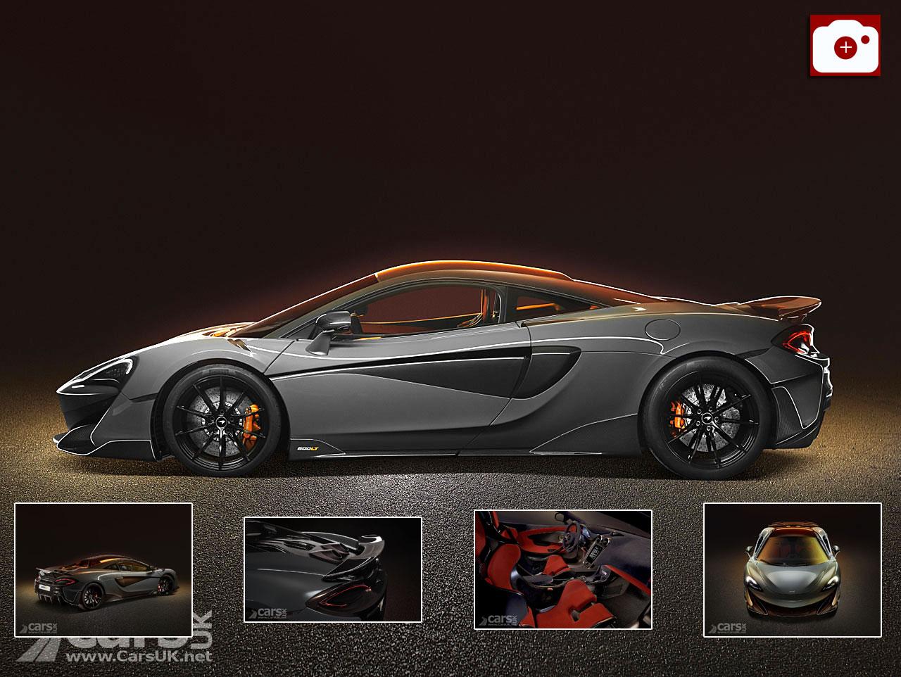 McLaren 600LT Photo Gallery