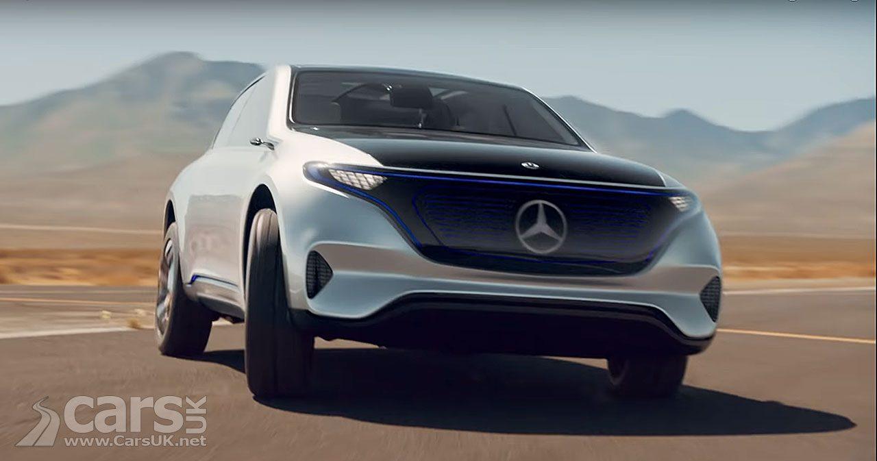 Mercedes EQ EV - Silence is Golden