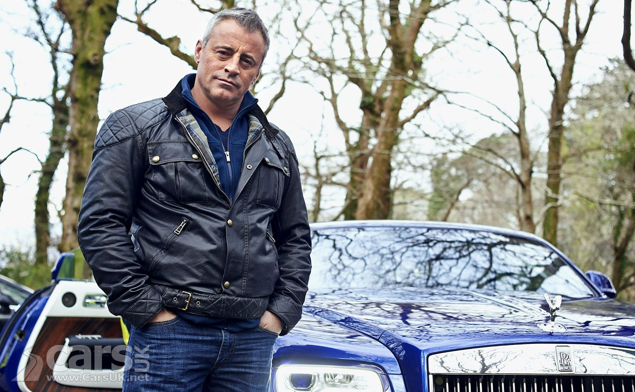 Top Gear LOSES Matt LeBlanc