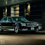 New Toyota Century REVEALED – it's a Toyota 'Rolls-Royce Phantom'