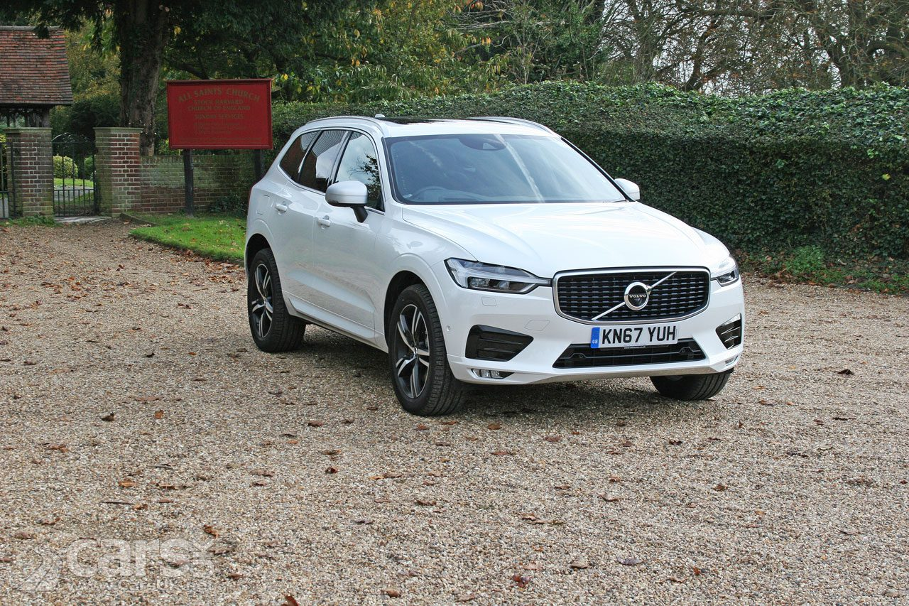Volvo are trademarking XC60 B4 and B5 AWD for an electric XC60