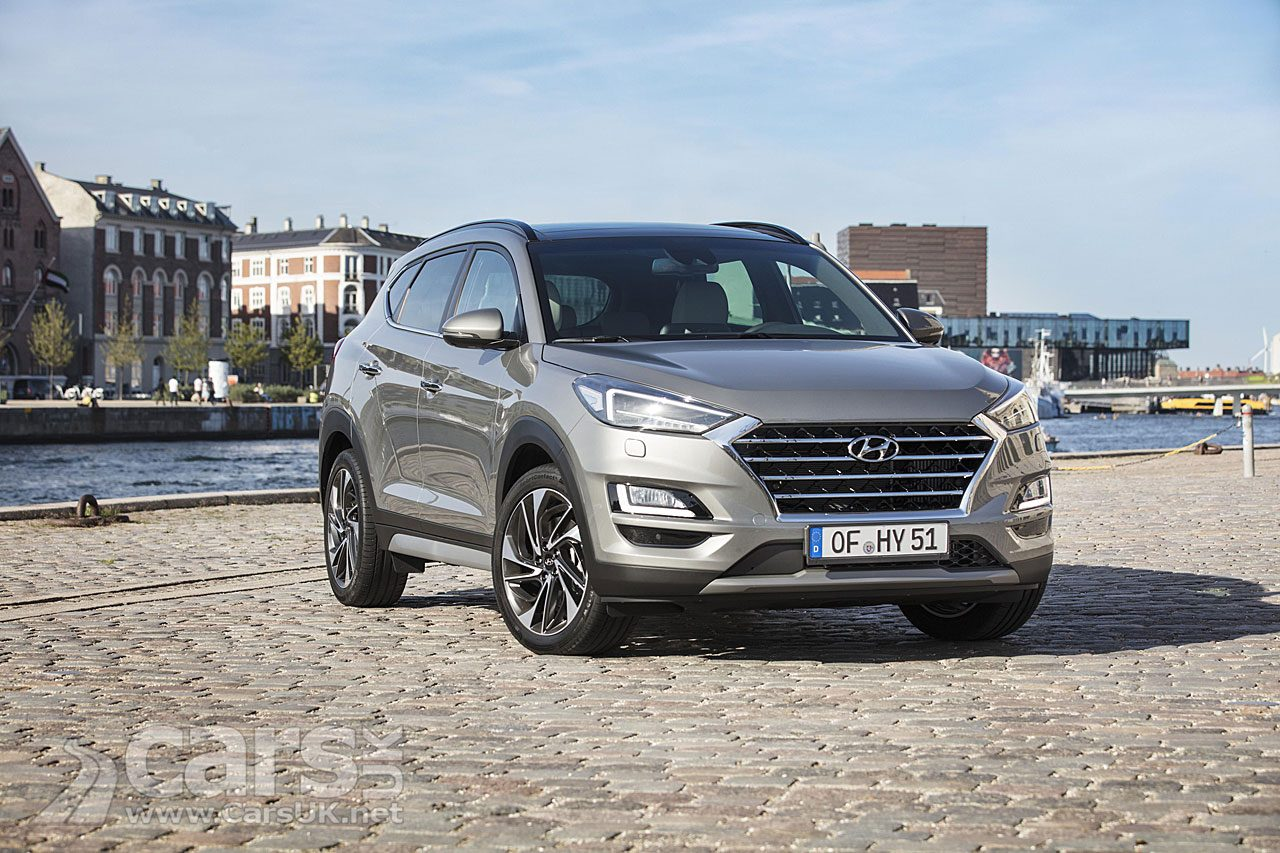 New Hyundai Tucson on sale in the UK on 26 July