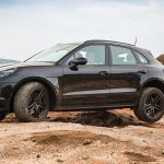 Porsche Macan FACELIFT teased – it's spot the difference time (video)