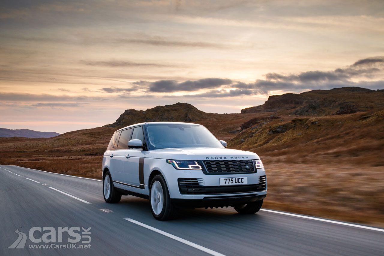 Range Rover gets new 3.0 litre 275PS SDV6 diesel option