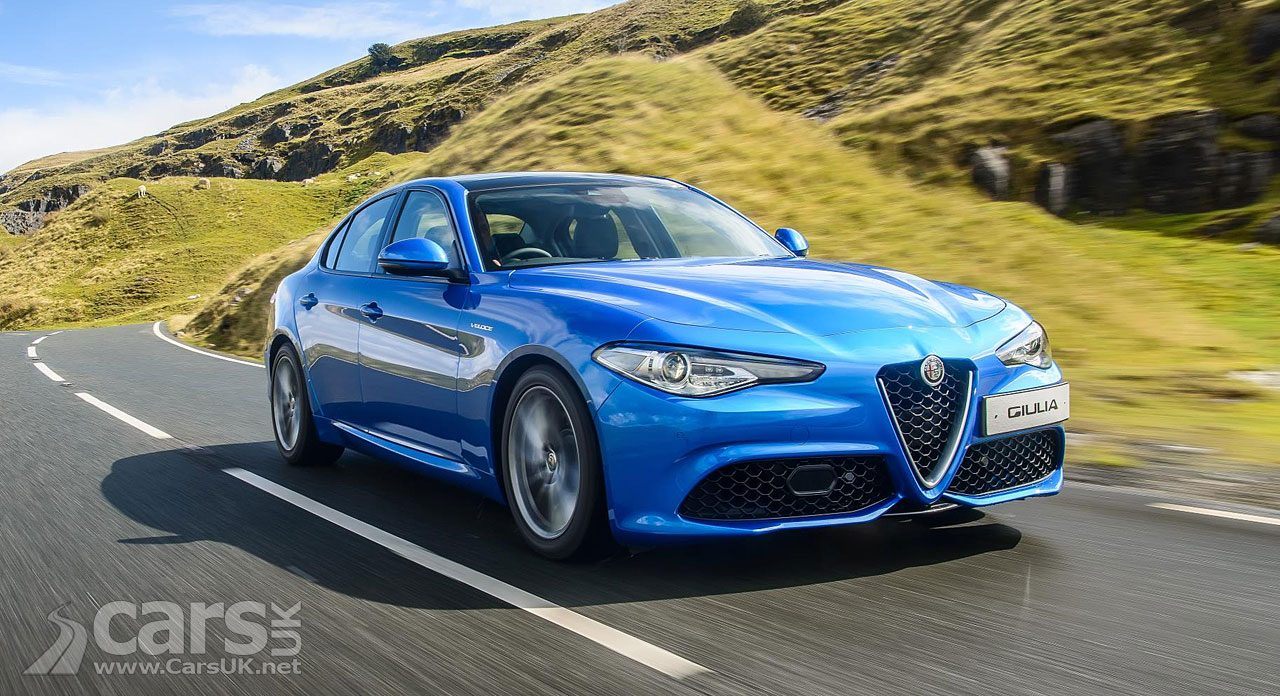 Now Alfa Romeo deliver FIVE year warranty in the UK