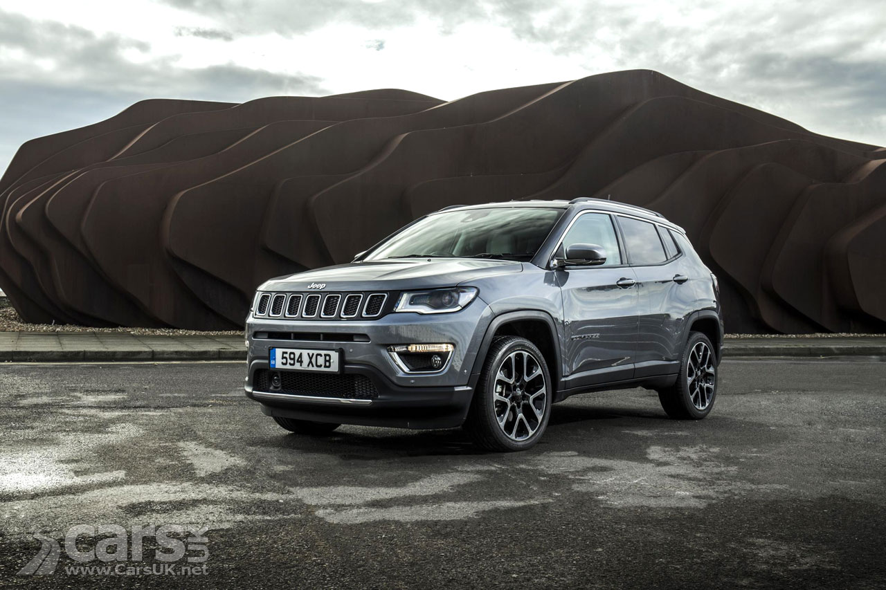 Jeep now offers FIVE year warranty on ALL models in the UK