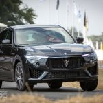 Maserati Levante SUV gets new 346bhp V6 Petrol engine option in the UK