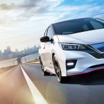 Nissan LEAF NISMO revealed – but it's not quite what we expected