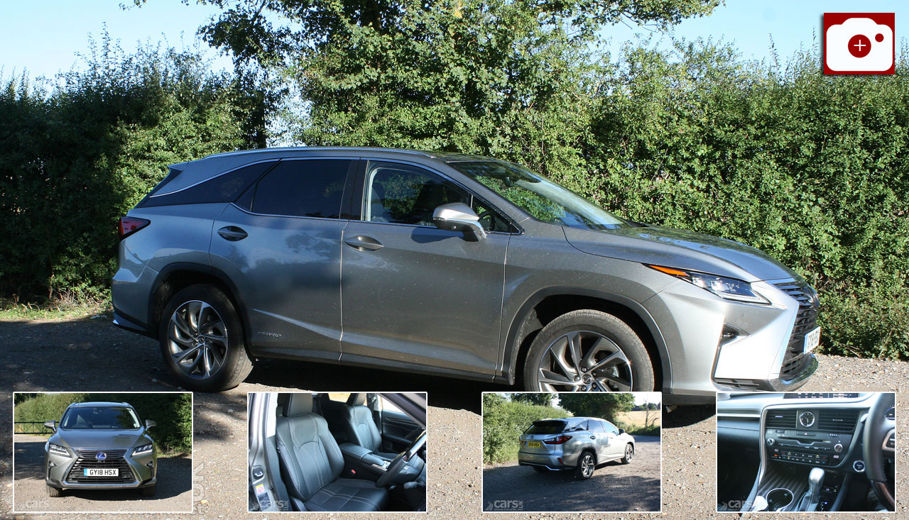 Lexus RX 450h L Premier Review Photo Gallery