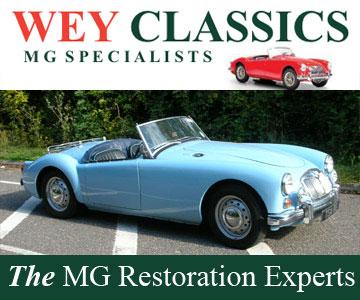 Wey Classics MG Restoration