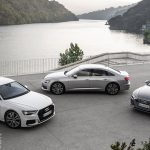 Audi A7 Sportback, A6 Saloon and A6 Avant now with 40 TDI four-cylinder option