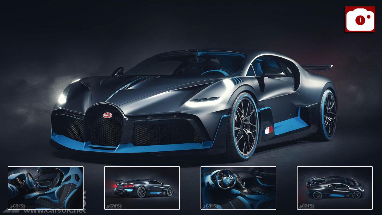 Bugatti Divo Photo Gallery