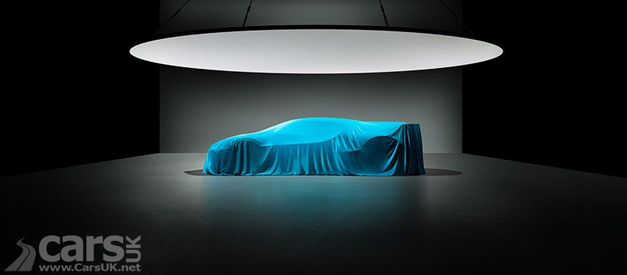 Bugatti DIVO Tease