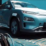 Hyundai KONA EV customer cars start to arrive in EUROPE