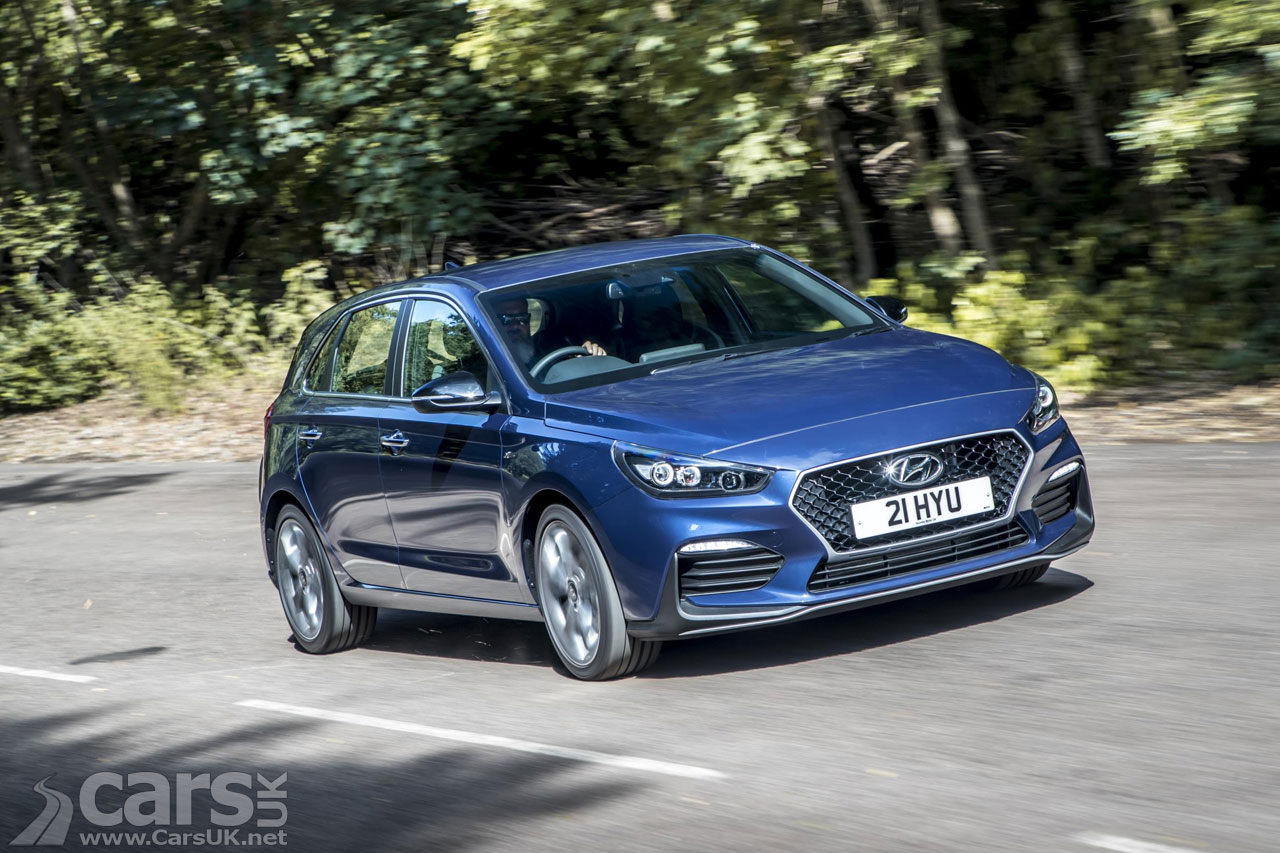 Hyundai i30 N Line UK prices and spec announced