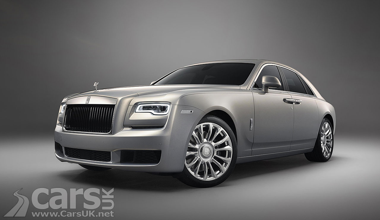 Rolls-Royce Silver Ghost Collection Limited Edition