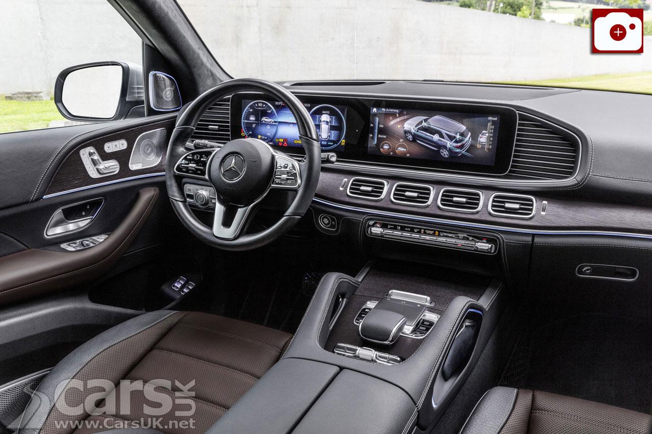 New Mercedes Gle Suv Revealed New Engines And New 7 Seat Option Cars Uk