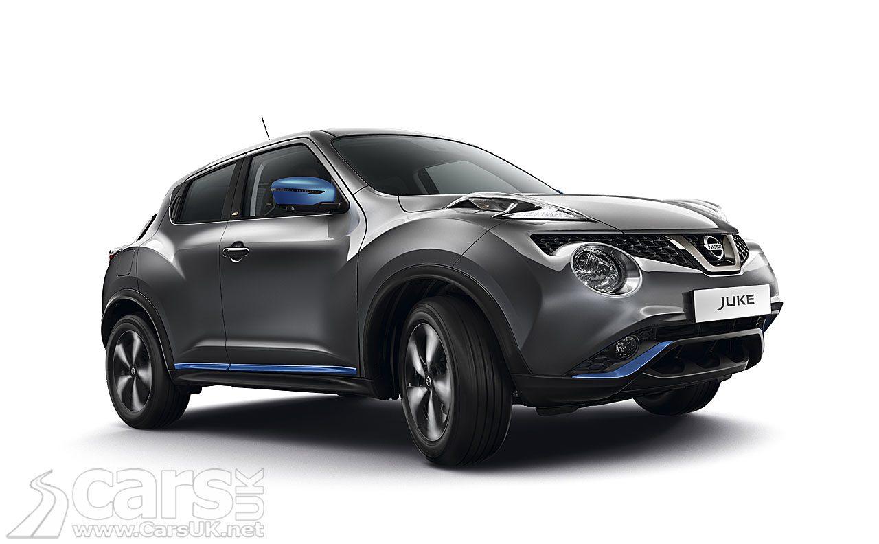 2018 Nissan Juke on sale in the UK