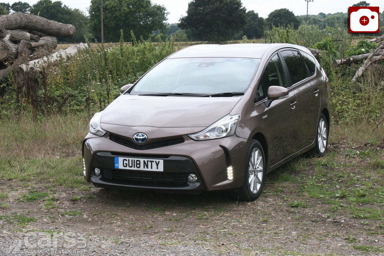 Toyota Prius+ Excel Plus Review