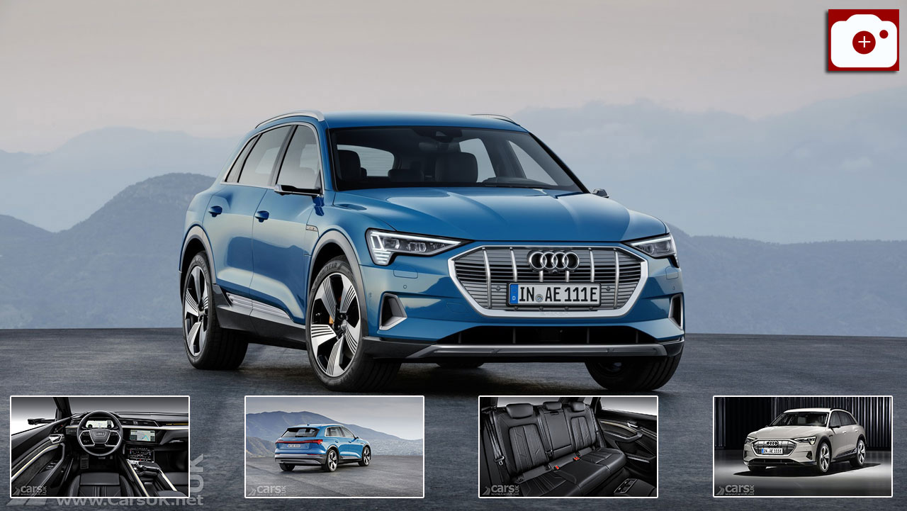 Audi e-tron Photo Gallery